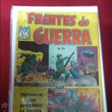 BDs: FRENTES DE GUERRA NUMERO 123 NORMAL ESTADO REF.30. Lote 53325304