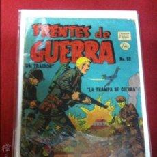 BDs: FRENTES DE GUERRA NUMERO 52 NORMAL ESTADO REF.30. Lote 53325334