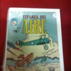 BDs: TITANES DEL AIRE NUMERO 12 MUY BUEN ESTADO REF.30. Lote 53325512