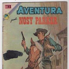 Tebeos: AVENTURA # 770 NOSY PARKER NOVARO 1972 LONELY ROCK BUEN ESTADO. Lote 53517523