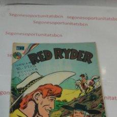 Tebeos: RED RYDER - N°318 - 1973 - NOVARO. Lote 53550407