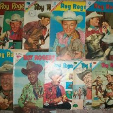 Tebeos: NOVARO ROY ROGERS (LOTE DE 10 NUMEROS DIFERENTES). Lote 53466884