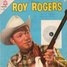 Tebeos: ROY ROGER NOVARO Nº 145-146-155-165-166-168-169-. Lote 53704097