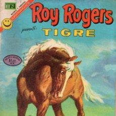 Tebeos: ROY ROGER NOVARO Nº 204-214-217-266-278. Lote 53704153