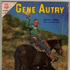 Tebeos: GENE AUSTRY MEXICO 1964. Lote 54308693