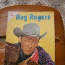 Tebeos - Roy Rogers n° 156 - original editorial Novaro - 54426076