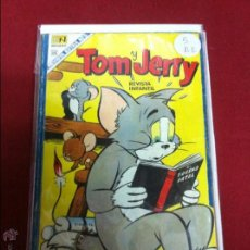 Tebeos: TOM Y JERRY REVISTA EXTRA NUMERO 5 BUEN ESTADO REF.3. Lote 54443611