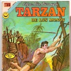 Tebeos: Nº 309 TARZAN DE LOS MONOS. NOVARO . 1972. Lote 54501858