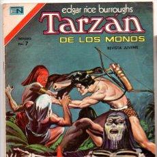 Tebeos: Nº 364 TARZAN DE LOS MONOS. NOVARO . 1973. Lote 54501879