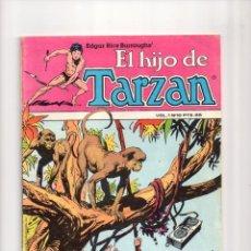 Tebeos: Nº 10 EL HIJO DE TARZAN . HITPRES 1980.. Lote 54501993