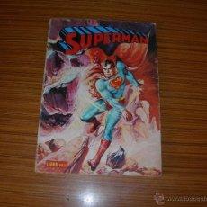 Tebeos: LIBROCOMIC SUPERMAN Nº XV EDITA NOVARO . Lote 115776850