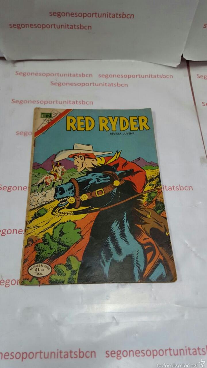 RED RYDER - 1973 - NOVARO (Tebeos y Comics - Novaro - Red Ryder)