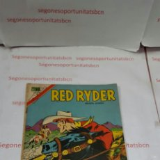 Tebeos: RED RYDER - 1973 - NOVARO. Lote 54634570