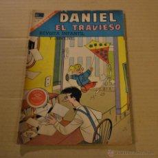 Tebeos: DANIEL EL TRAVIESO, Nº 82. NOVARO 1971. LITERACOMIC.. Lote 54667235