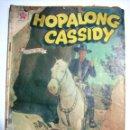 Tebeos: ANTIGUA REVISTA COWBOY HOPALONG CASSIDY EDICIONES RECREATIVAS NOVARO MEXICO AÑO 1962. Lote 54764599