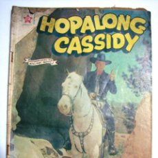 Comics - Antigua Revista Cowboy Hopalong Cassidy Ediciones Recreativas Novaro Mexico Año 1962 - 54764599