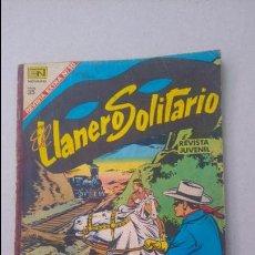 Tebeos: NOVARO EL LLANERO SOLITARIO, EXTRA NÚMERO 10 AÑO 1969. Lote 54824570
