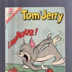 Tebeos: TEBEO TOM Y JERRY. ¡MIAUUR!. REPUBLICA MEXICANA. Lote 55092441
