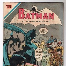 Tebeos: BATMAN # 552 NOVARO 1970 DC COMICS # 222 BATMAN & THE BEATLES NEAL ADAMS ROBBINS GIORDANO NOVICK EXC. Lote 55476054