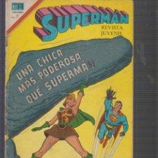 BDs: SUPERMAN Nº 850 -ED. NOVARO. Lote 55692880