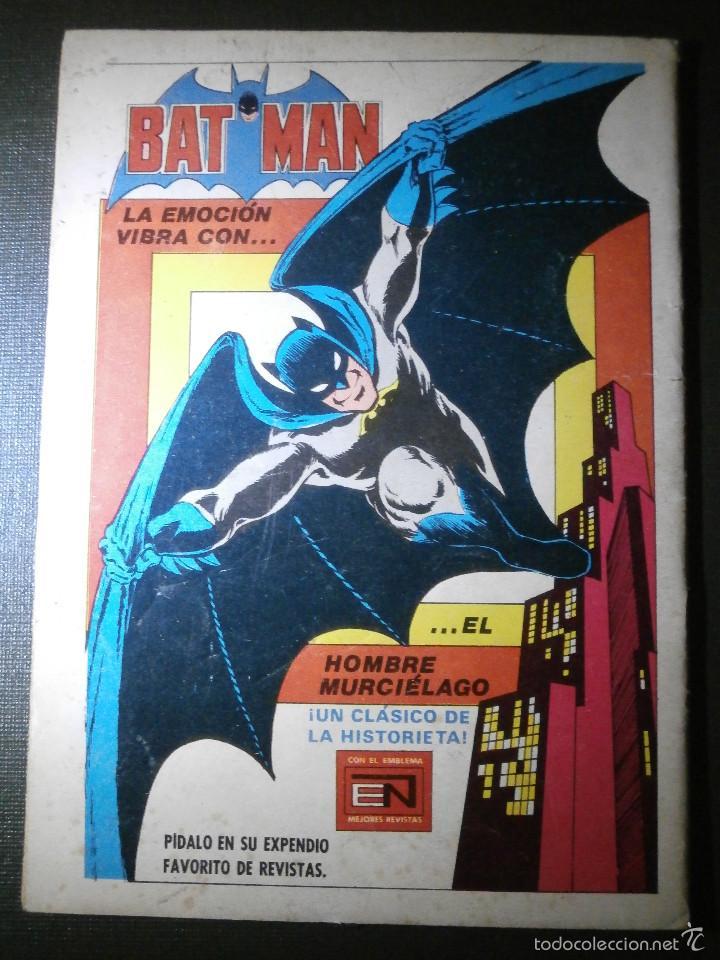 Tebeos: Comic - SERIE AGUILA: KORAK EL HIJO DE TARZAN, EDITORIAL NOVARO, AÑO V, Nº 2-57, AÑO 1977 - Foto 2 - 55865154