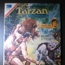 Tebeos: COMIC - SERIE AGUILA: TARZAN DE LOS MONOS, EDITORIAL NOVARO, AÑO XXVI, Nº 2-513, AÑO 1976. Lote 55865169
