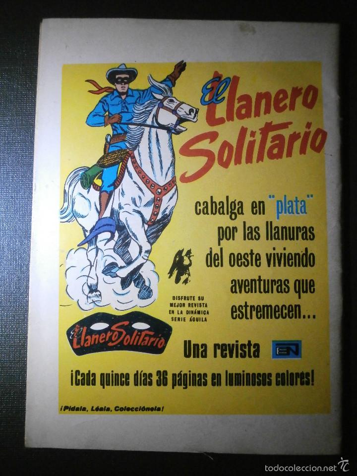 Tebeos: Comic - SERIE AGUILA: TARZAN DE LOS MONOS, EDITORIAL NOVARO, AÑO XXVI, Nº 2-513, AÑO 1976 - Foto 2 - 55865169