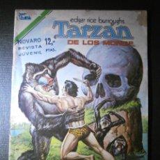 Tebeos: COMIC - SERIE AGUILA: TARZAN DE LOS MONOS, EDITORIAL NOVARO, AÑO XXV, Nº 454, AÑO 1975. Lote 55865175