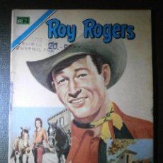 Tebeos: COMIC - SERIE AGUILA: ROY ROGERS - EDITORIAL NOVARO, AÑO XXV, Nº 2-393, AÑO 1977. Lote 55865191