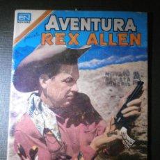 Tebeos: COMIC - SERIE AGUILA: REX ALLEN - EDITORIAL NOVARO, AÑO XXIV, Nº 2-913, AÑO 1979. Lote 55865199