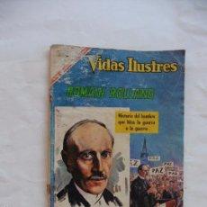 Tebeos: VIDAS ILUSTRES Nº 153 NAVARO ORIGINAL. Lote 55932318