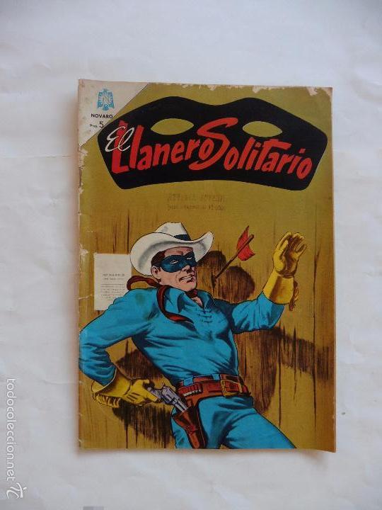 LLANERO SOLITARIO Nº 143 NAVARO ORIGINAL (Tebeos y Comics - Novaro - El Llanero Solitario)