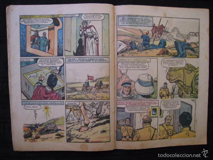 Tebeos: AVENTURAS DE LA VIDA REAL - Nº 75 - EL REY SIN CORONA - EDITORIAL NOVARO 1962. - Foto 6 - 55996455