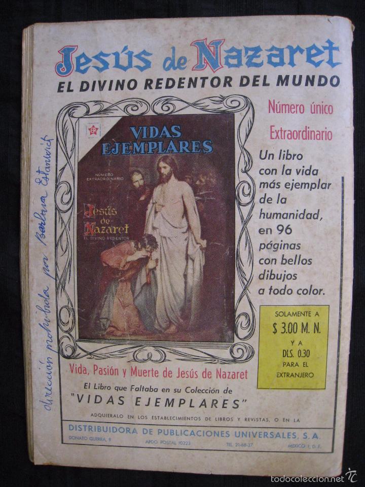 Tebeos: AVENTURAS DE LA VIDA REAL - Nº 75 - EL REY SIN CORONA - EDITORIAL NOVARO 1962. - Foto 7 - 55996455