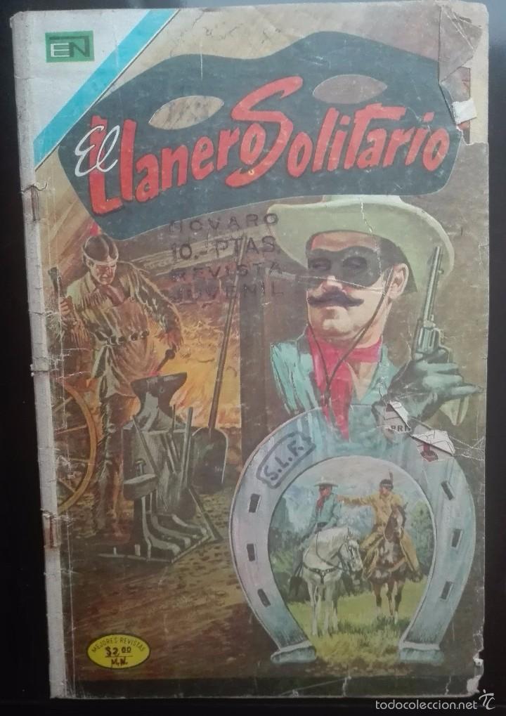 EL LLANERO SOLITARIO Nº 320 AÑO 1974 (Tebeos y Comics - Novaro - El Llanero Solitario)