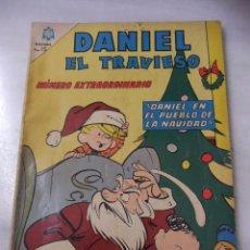 Tebeos: DANIEL EL TRAVIESO Nº EXTRAORDINARIO ENERO DE 1966 EDITORIAL NOVARO. Lote 56387501