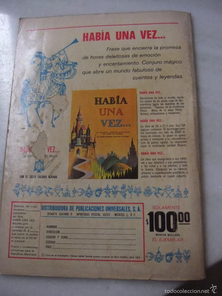 Tebeos: DANIEL EL TRAVIESO Nº EXTRAORDINARIO ENERO DE 1966 EDITORIAL NOVARO - Foto 2 - 56387501