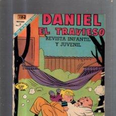 Tebeos: TEBEO DANIEL EL TRAVIESO. AÑO VIII. Nº 80. EDITORIAL NOVARO. Lote 56496375