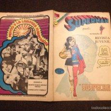 Tebeos: SUPERMAN Nº 883 - 1972 - EDITORIAL NOVARO - BUEN ESTADO. Lote 56540626
