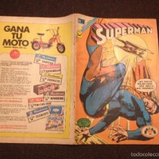 Tebeos: SUPERMAN Nº 865 - 1972 - EDITORIAL NOVARO - BUEN ESTADO. Lote 56540628