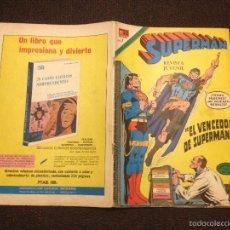Tebeos: SUPERMAN Nº 891 - 1973 - EDITORIAL NOVARO - BUEN ESTADO. Lote 56540634