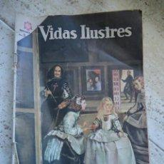 Tebeos: VIDAS ILUSTRES VELAZQUEZ PINTOR DE REYES . Lote 56589653