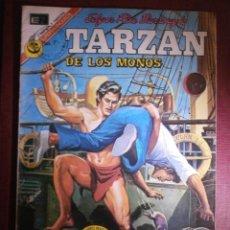 Tebeos: COMIC - TARZAN DE LOS MONOS - NUM 293 - NOVARO - 1972. Lote 56643502