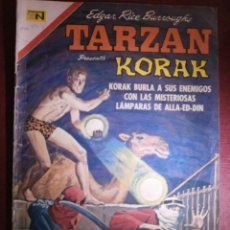 Tebeos: COMIC - TARZAN DE LOS MONOS - NUM 279 - NOVARO - 1971 . Lote 56643507