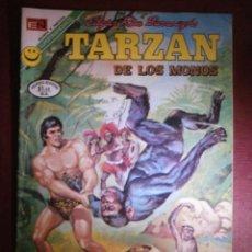 Tebeos: COMIC - TARZAN DE LOS MONOS - NUM 300 - NOVARO - 1972. Lote 56643515