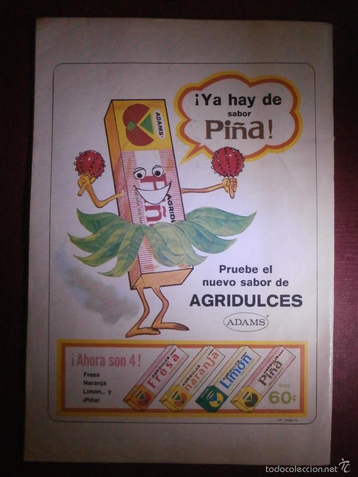 Tebeos: Comic - TARZAN DE LOS MONOS - NUM 300 - NOVARO - 1972 - Foto 2 - 56643515