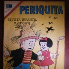 Tebeos: COMIC - PERIQUITA Nº 130 - 1972 - NOVARO. Lote 56643522