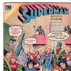Tebeos: NOVARO SUPERMAN Nº 840. Lote 56728226