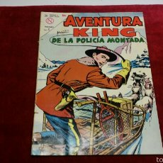 BDs: COMICS DE NOVARO AVENTURA KING DE LA POLICÍA MONTADA 313. Lote 56925459