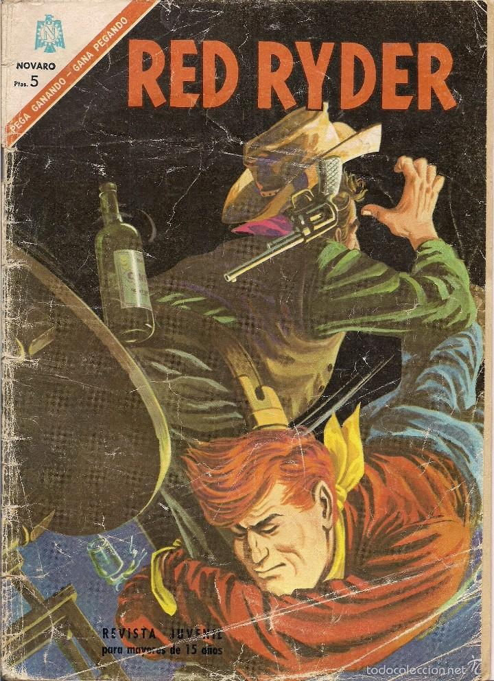 RED RYDER (Tebeos y Comics - Novaro - Red Ryder)